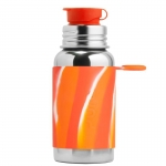 Pura Sport Bottle 550 ml OrangeSwirl | .