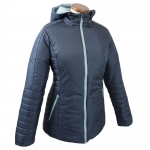 mamalila Quilted Winter Jacket Taubenblau | S