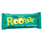 Roo'bar Chia und Coconut 50g