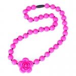 Necklace Rosetta Pink | .