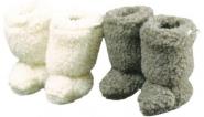 Woll-Stiefel für kleine Traglinge