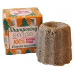 Shampooing solide - cheveux normaux