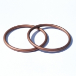 Slingring marron Large