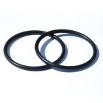 Slingring black Large