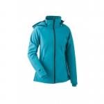 mamalila All-weatherjacket Softshell Petrol | XS