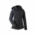 mamalila All-weatherjacket Softshell Black | M