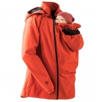 mamalila All-weatherjacket Softshell Terracotta | XS