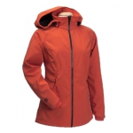 mamalila All-weatherjacket Softshell unique pieces Terracotta | XL