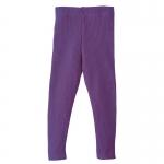 Disana Legging en laine tissée Pflaume 13 | 110/116
