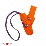 ManyMonths Adjustable String f. Mittens XS/S Loganberry | .