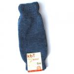 Wollstulpen uni Jeans 09 | .