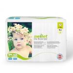 Swilet organic diapers Maxi 7-16 kg