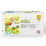 Swilet organic diapers Mini 3-6 kg
