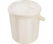 Nappy pails 10 Liter Ivory 103 | .