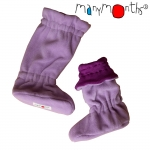 ManyMonths Adjustable Winter Booties Violet Lotus | M