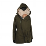 Wombat Wallaby Tragejacke Green/Beige | XL