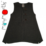 ManyMonths Woll-Aquila Vest
