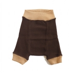 ManyMonths Shorties Pull-Ups Almond Chocolate | S