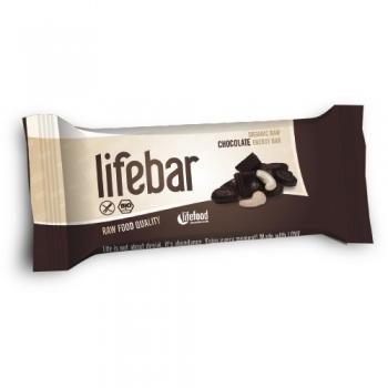 Organic Raw Chocolate LifeBar