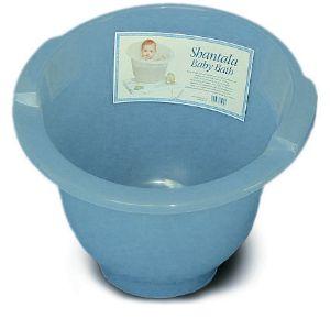 Baignoir Shantala bleu