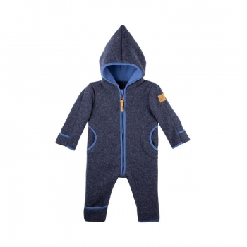 Pure Pure Wollfleece-Overall