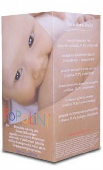 Coussinets d'allaitement compostable (30 pcs)