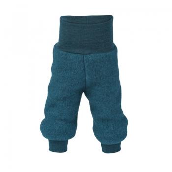 Engel Pantalon laine (Fleece) Petrol 36 | 62/68