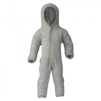 Engel Wool Overall Grey melange 0091 | 62/68