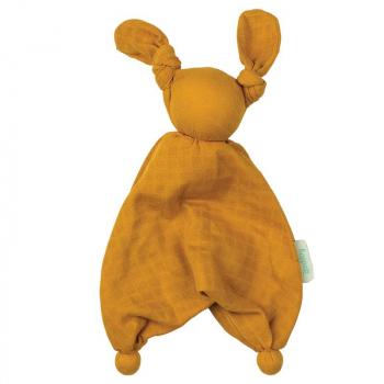 Hoppa Floppy Muslin Oker 915