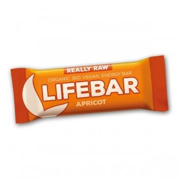 Organic Apricot Lifebar
