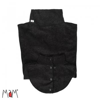 MaM Dickey - Mutter-Kind-Schal Black | .