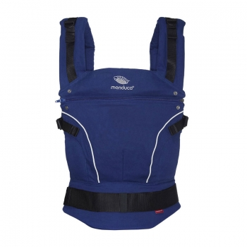 manduca First PureCotton RoyalBlue | .