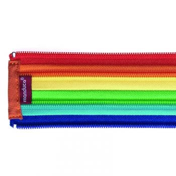 manduca ZipIn Zipper rainbow | .
