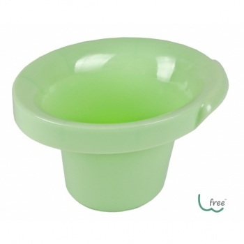 Potty L W-free Green | .
