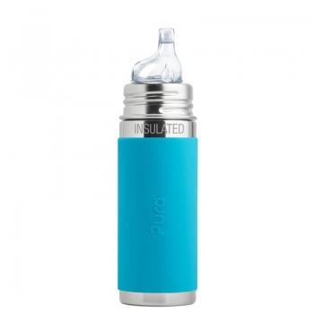 Pura Trinklern Isolierflasche 260 ml