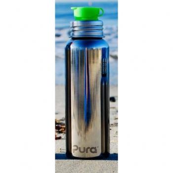 Pura Sport Bottle 850 ml Ohne Überzug | .