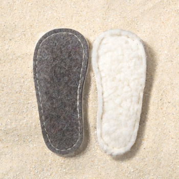 POLOLO Einlegesohlen Wool | 23