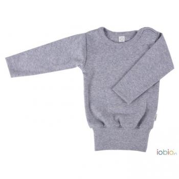 Shirt W-free™ Feinripp grau