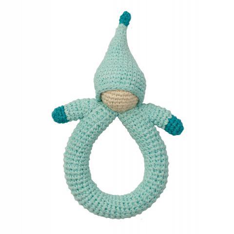 Hoppa Rassel doll blue (HOP-RT dbl)