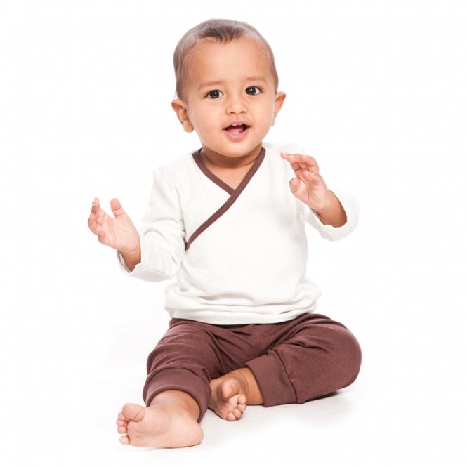 Paola Maria Baby Langarm-Shirt