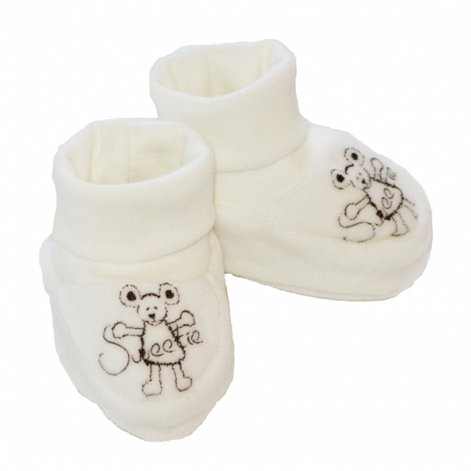 Paola Maria Baby Bootie