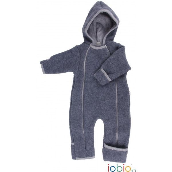Popolini Baby Overall Wollfleece GOTS