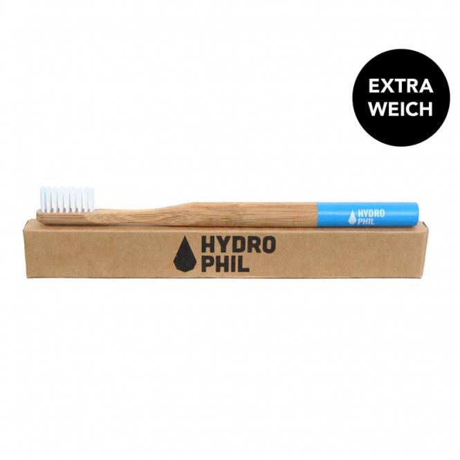 Hydrophil nachhaltige Zahnbürste extra weich