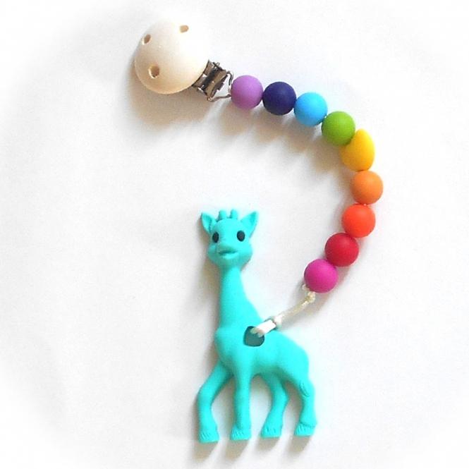 Kaukette Giraffe Rainbow | .