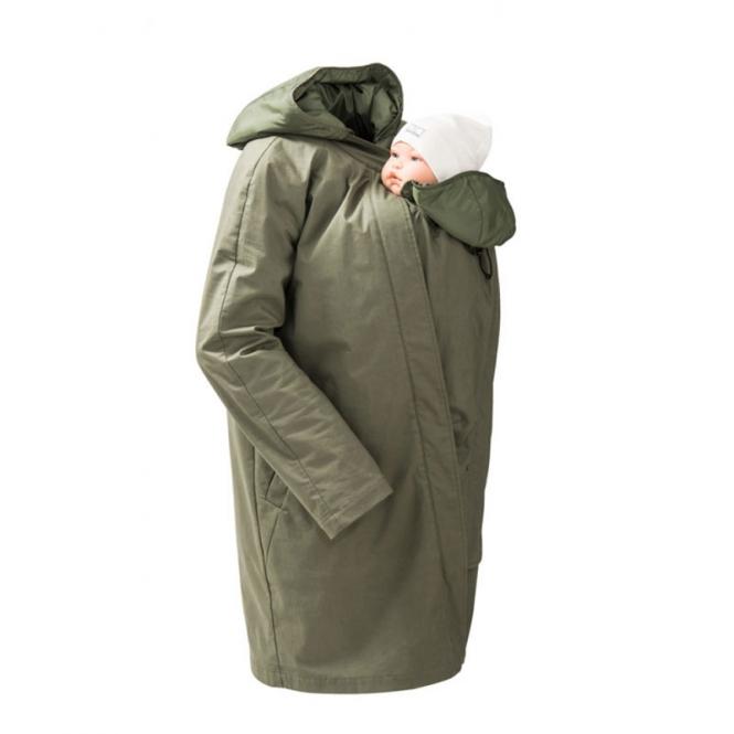 mamalila short coat Khaki | XL