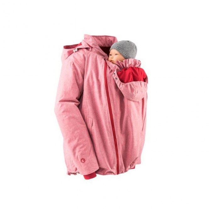 mamalila padded winter jacket for two Sympatex