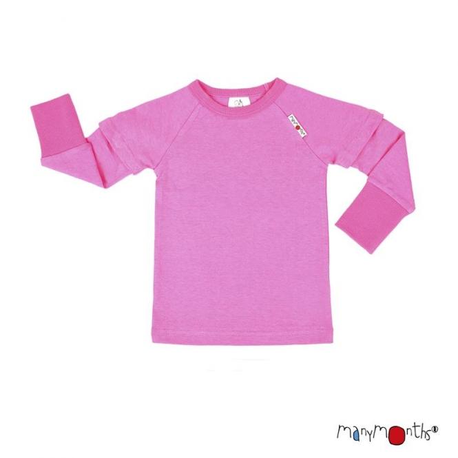 ManyMonths ECO Shirt kurz/langarm