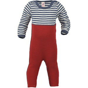 Engel Baby-Overall, Wolle
