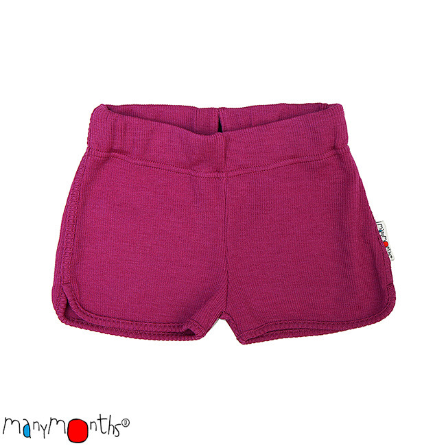 ManyMonths Thermal Woll-Shorts
