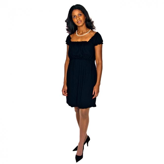 PAOLA MARIA Stillkleid Chiffon Dress 2001